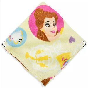 Disney Belle Beauty And The Beast Fleece Throw